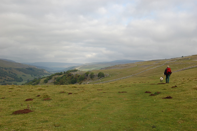 Dales Way Above Kilnsey