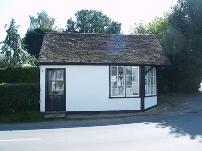 Peaslake Post Office