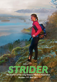 Strider, The quarterly LDWA journal